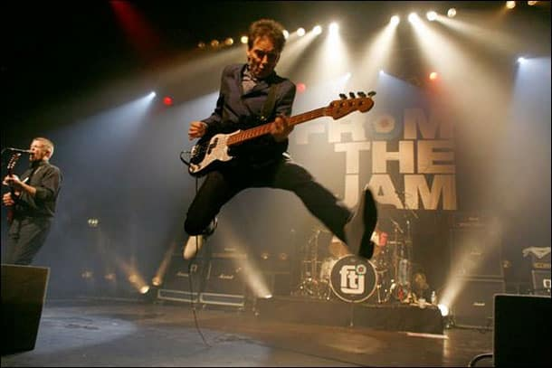 Bruce Foxton/From The Jam