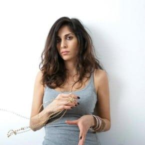 "La nuova stella ""franco-libanese"" Yasmine Hamdan"